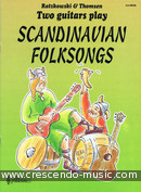 2 Guitars play scandinavian folksongs. Album