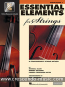 Voir le contenu! Essential elements 2000 - 1 Violin - Album