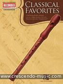 Classical favorites. Album