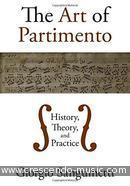 The art of partimento. Sanguinetti, Giorgio