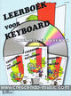 Keyboard+synth methodes en studies - Leerboek voor keyboard (CD)