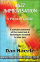 Jazz en improvisatie - Jazz Improvisation - A Pocket Guide