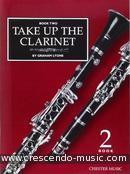 Take up the clarinet - Book 2. Lyons, Graham