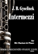 View a sample page! Intermezzi - Gyselinck, J.B.
