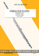 Fabulous flutes (30 Studies). Van Beekum, Jan