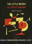 The little negro. Debussy, Claude