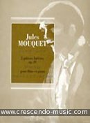 5 pieces breves, Op.39. Mouquet, Jules