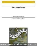 View a sample page! Amazing grace - Robertson, Donna
