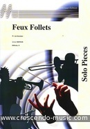 Feux follets (Dwaallichtjes). Van Dorsselaer, Willy
