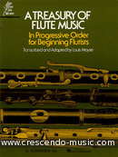 A treasury of flute music. Album