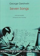 7 Songs. Gershwin, George