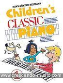 Children's classic piano - Vol.1. Album