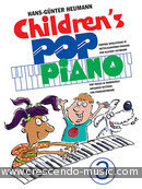 Children's pop piano - Heft 3. Album