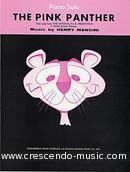 View a sample page! The pink panther - Mancini, Henri