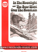 In the moonlight & The bear went over.... Freeman Olsen, Lynn