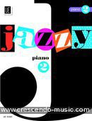 Jazzy piano - Vol.2. Bonsor-Russel Smith