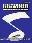 Piano course - Lessons grade 1. Aaron, Michael
