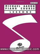 Piano course - Lessons grade 4. Aaron, Michael