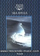 Sea idylls. Carroll, Walter