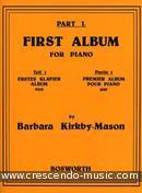 First album for piano - Part 1. Kirkby-Mason, Barbara