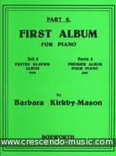 First album for piano - Part 2. Kirkby-Mason, Barbara