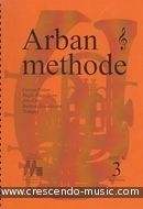 Methode - Deel 3 (Trompet). Arban