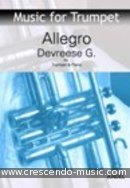 View a sample page! Allegro - Devreese, Godfried