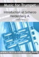 Introduction & scherzo. Heldenberg, Arthur