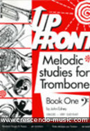 Melodic studies for trombone (Bass clef). Edney, John