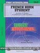 French Horn Student - Vol.1. Ployhar, James