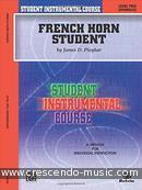 French horn student - 2. Ployhar, James