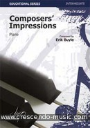 View a sample page! Composer's impressions - Buyle, Erik