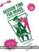 Session Time for Brass - Trumpet. Wastall, Peter