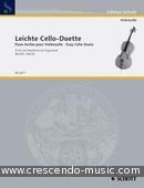 Leichte Cello Duette - 2. Album