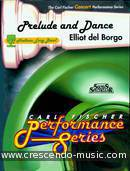 Prelude and dance. Del Borgo, Elliot
