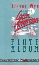 Second latin american flute album. Album
