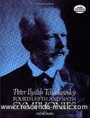Symphonies 4, 5, and 6. Tchaikovsky, Peter
