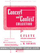 Concert and contest collection (Piano accompaniment). Album