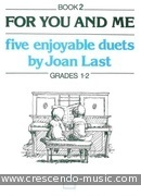 For you and me - Vol.2. Last, Joan