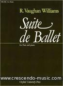Suite de ballet. Vaughan Williams, Ralph