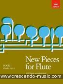 New Pieces for Flute - Book 1 (Grades 3-4). Album