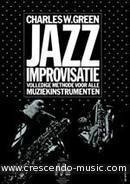 Jazz Improvisatie. Green, Charles