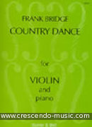 Country dance. Bridge, Frank