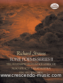 Tone poems - Series 2. Strauss, Richard