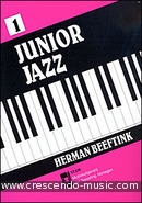 Junior jazz - Vol.1. Beeftink, Herman