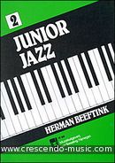 Junior jazz - Vol.2. Beeftink, Herman