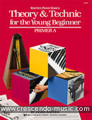 Theory & technic for the young beginner. Bastien, James