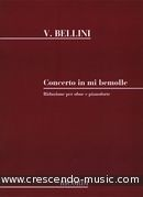 Concerto in mib. Bellini, Vincenzo