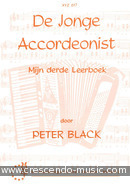 De jonge accordeonist - 3. Black, Peter