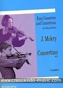 Concertino in G. Mokry, J.